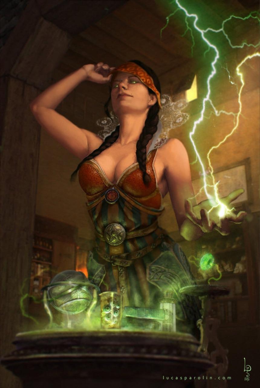 Philippa Eilhart (The Witcher 2)