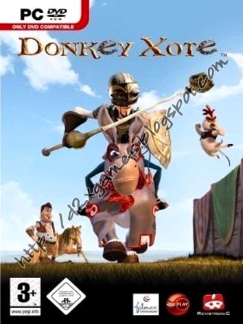 Free Download Games - Donkey Xote