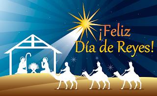 Feliz Dia de Reyes, parte 1