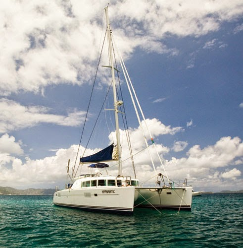 Catamaran Virgin Islands Vacation: All About Yacht Charters, Sailing Vacations: Charter