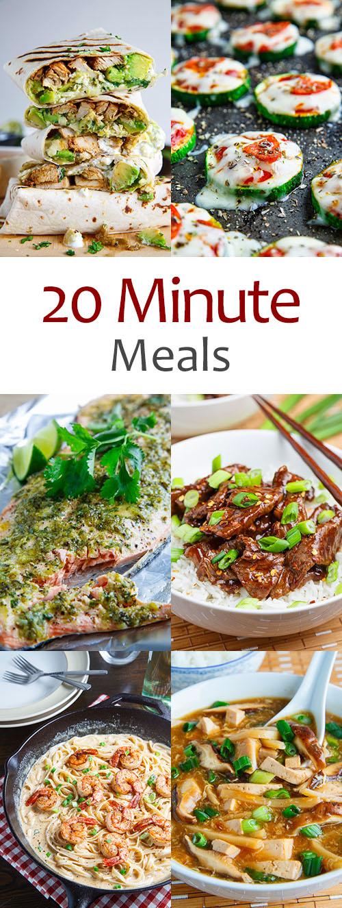 20 minute meals closet cooking bloglovin
