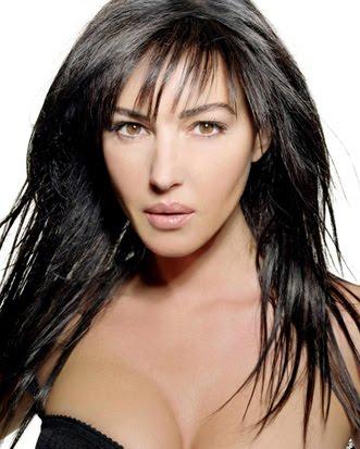 Actress Italian Monica Bellucci