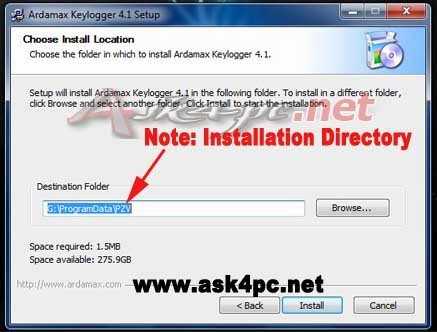 9 Jun 2013 Ardamax Keylogger Remote Edition 4.0.2 with serial Key, crack, P