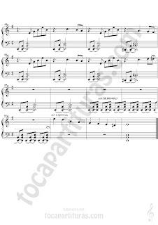 3 Gracias David por compartir tus composiciones y seguimos disfrutando de tu música en tocapartituras.com   Partituras de Paino de FALLEN ANGEL por David Mestanza Piano Sheet Music FALLEN ANGEL