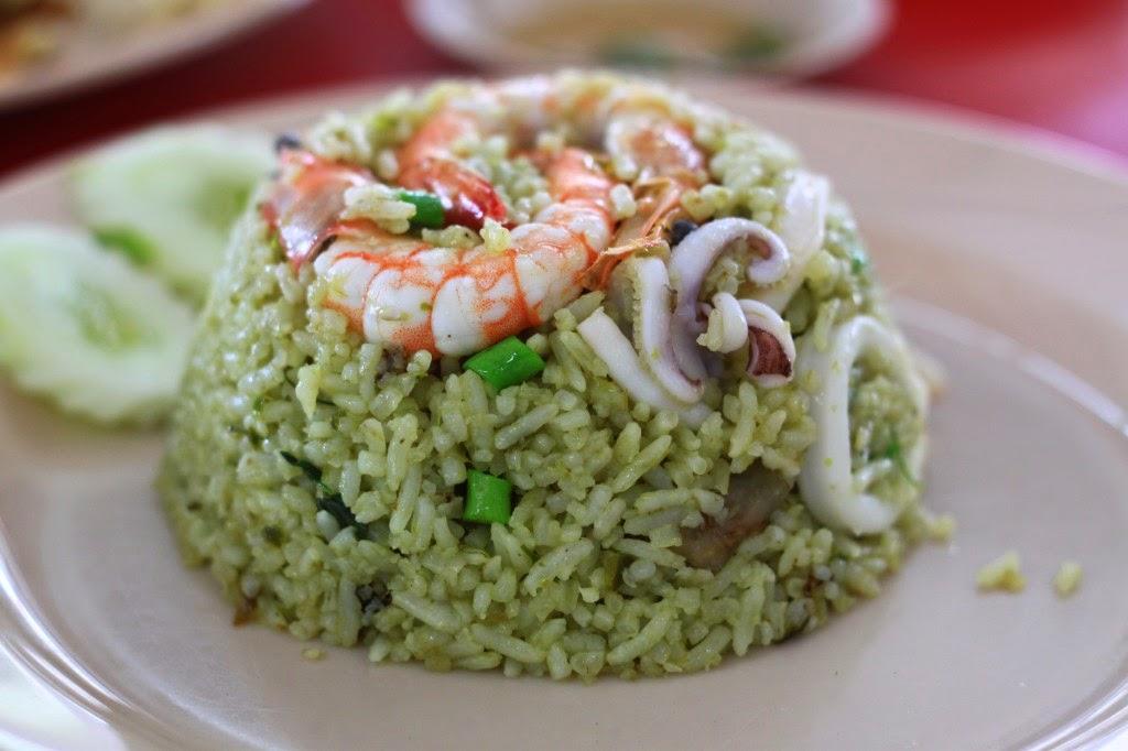 Resep Nasi Goreng Cabe Hijau Enak dan Gurih