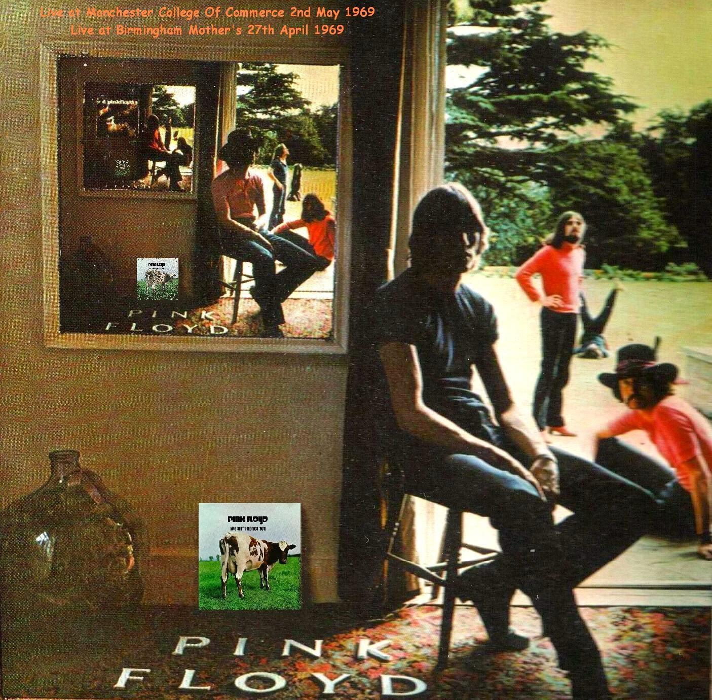 Pink Floyd - Ummagumma Live Album