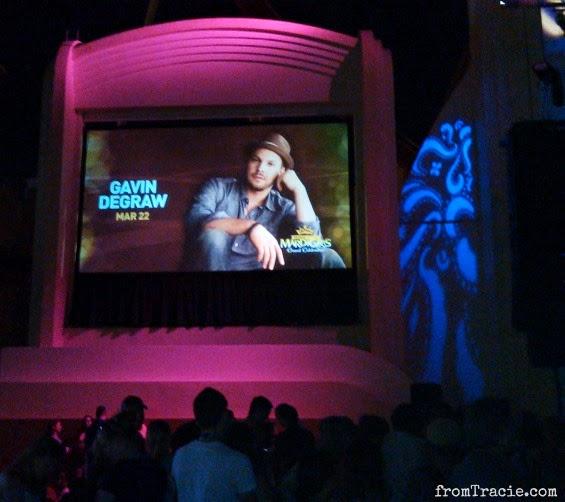Gavin DeGraw Concert