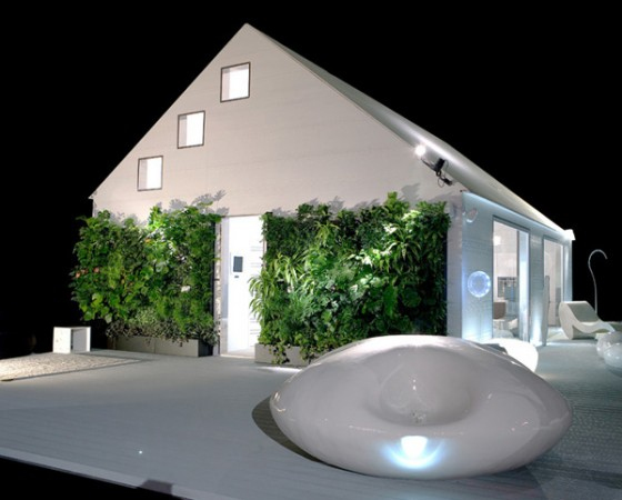 Modern White Prefabricated Home Design Italy Modern