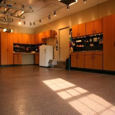 4 Variations of Concrete Floor Coatings