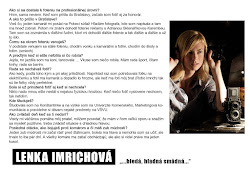 Interview with me in Yong Blood magazin