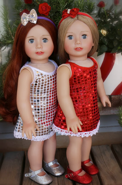 Dolls like American Girl