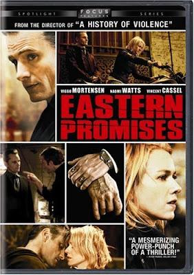 Movies, Eastern Promises, Naomi Watts, Viggo Mortensen, Armin Mueller-Stahl, Vincent Cassel, Crime, Mystery, Thriller,
