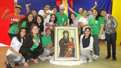 JJuventude Missionária da Diocese de Guarulhos (SP) participa de evento pós JMJ