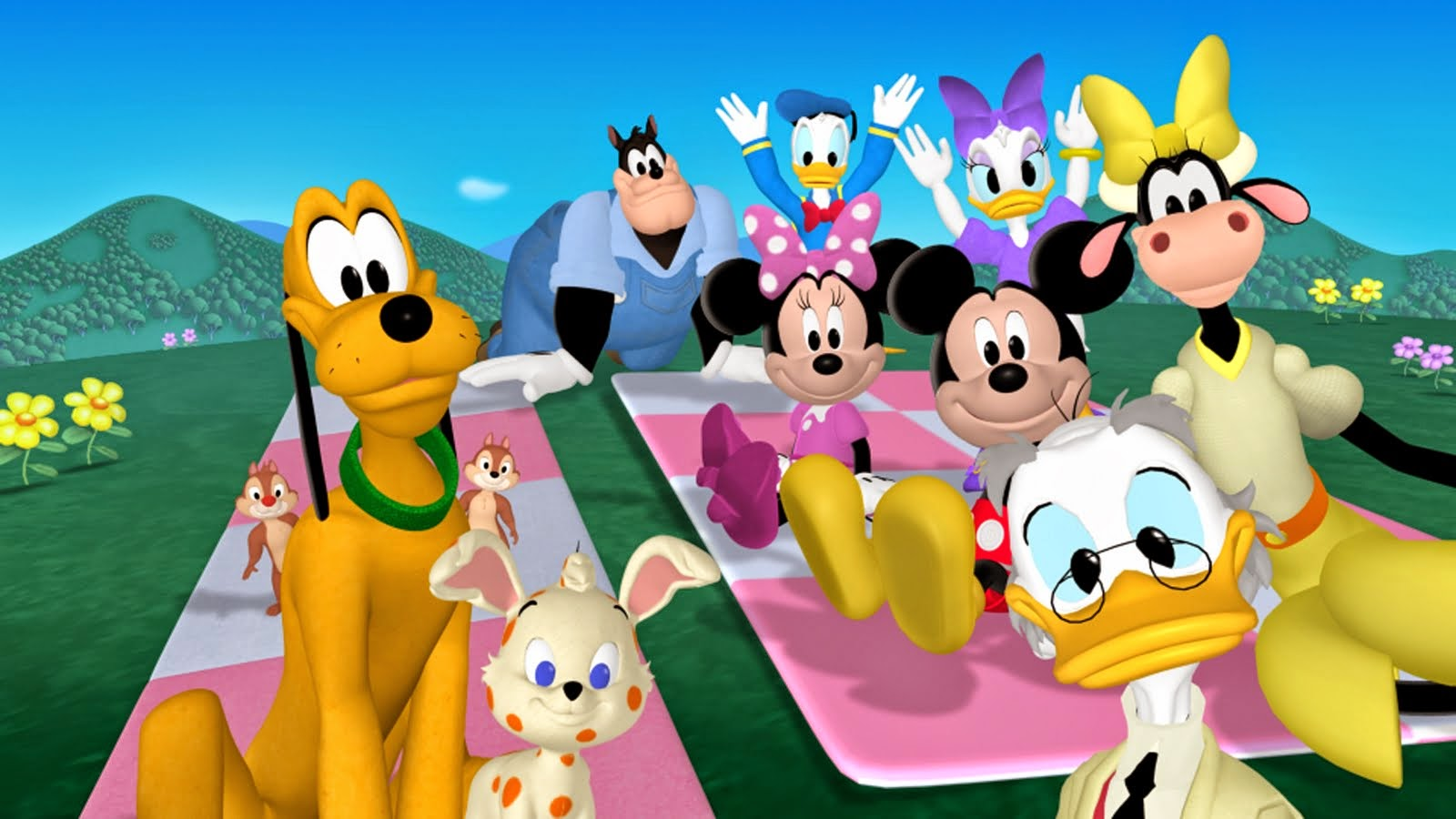 Kumpulan Gambar Cartoon The Mickey Mouse Club | Gambar ...
