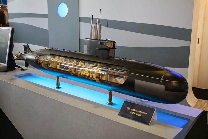 Kalina Class Submarine