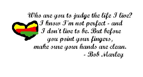 bob marley quotes wallpaper