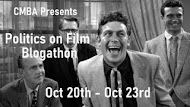 CMBA 2020 Fall Blogathon: Politics on Film