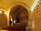 Interior de la capella de Sant Jaume de Rifà