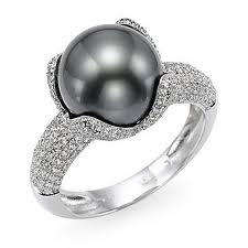 80th Anniversary Gift Diamond, Pearl