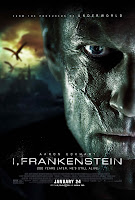 Yo, Frankenstein (2014) online y gratis