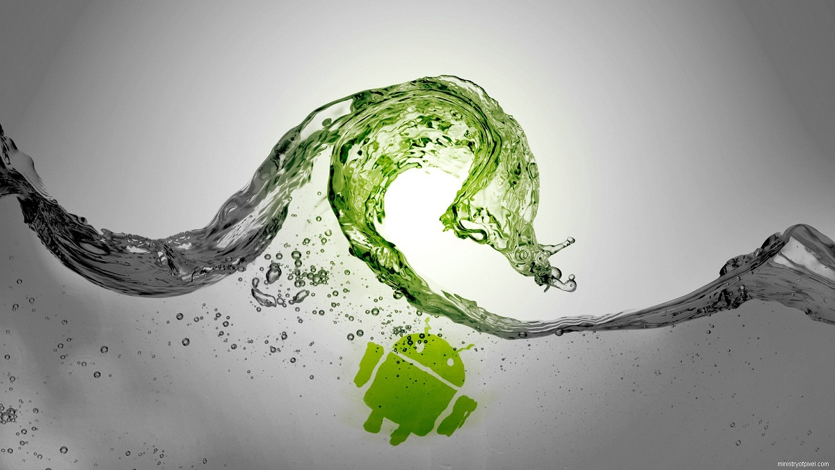 Must see Wallpaper Home Screen Green - android-water-Hd-  HD_207588.jpg