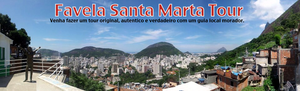 Favela Santa Marta Tour