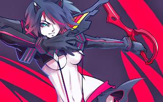 matoi ryuuko kill la kill anime girl hd wallpaper 1920x1200