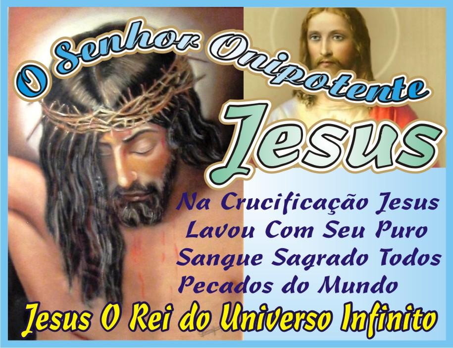 O Senhor Onipotente Jesus Cristo