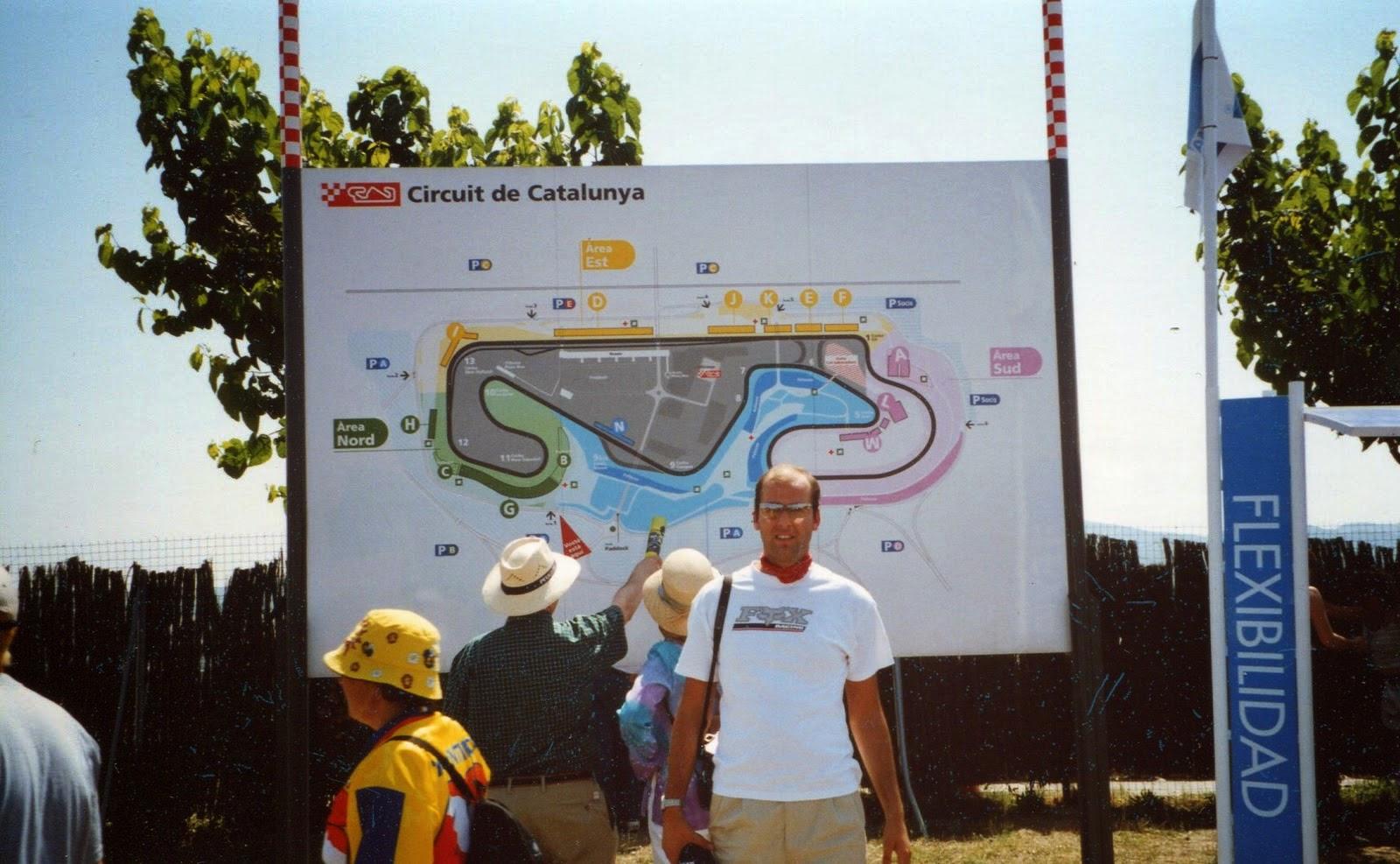 Circuito de Montmelo Catalunya