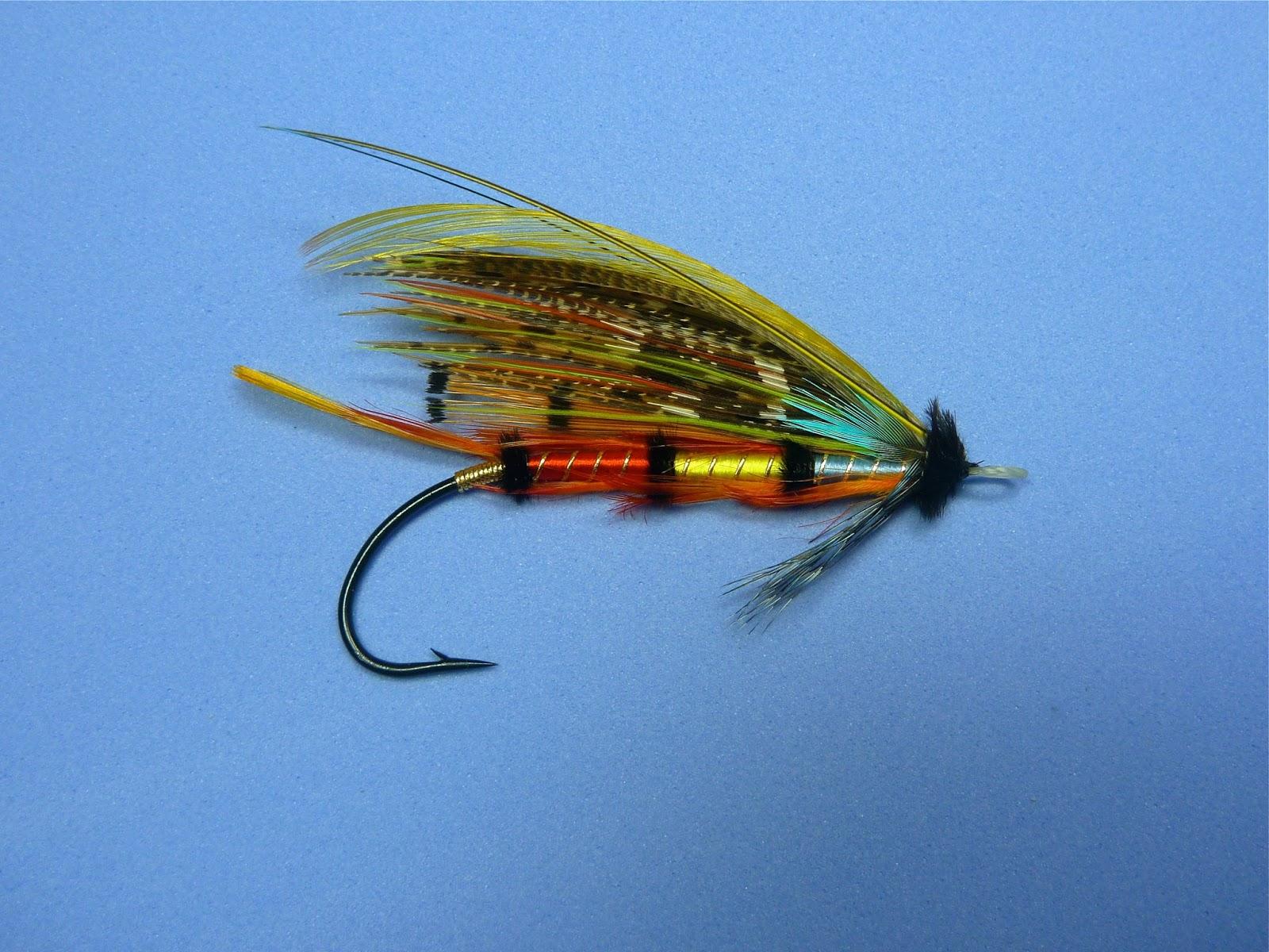 Atlantic salmon flies the popham 3 0 for Salon fly