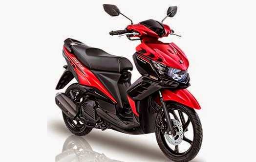 Yamaha New  GT 125 Eagle Eye Red