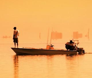 memancing datangnya rejeki berlimpah
