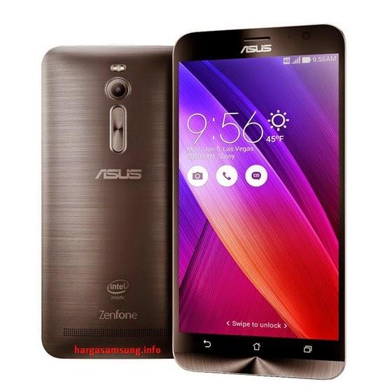 Harga Asus Zenfone 2 ZE551ML Android Lollipop