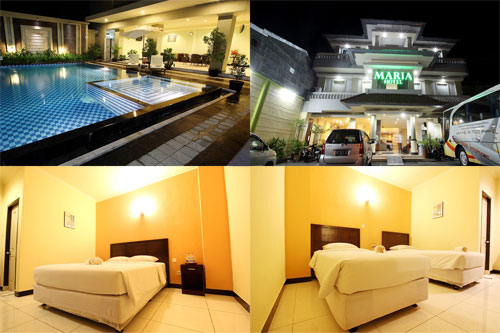 Maria Hotel Kuta Bali