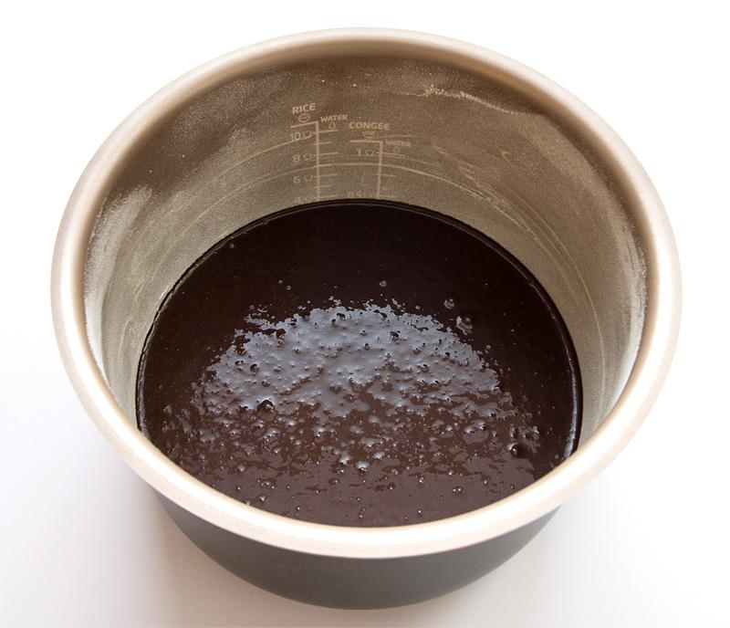 Mix za Heshey biskvit v posodi