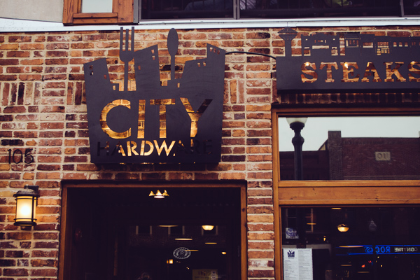 A review of City Hardware in Florence Alabama.