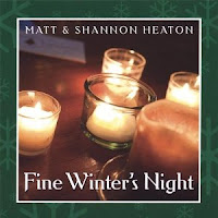 fine winters night