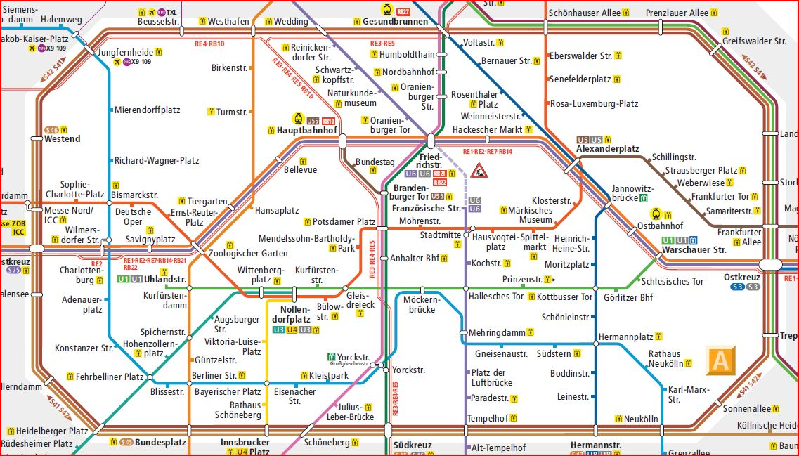 Travels Ballroom Dancing Amusement Parks Is It Easy To Take - Map of berlin city centre