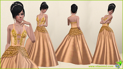 Wedding Dresses and Jewelry by Vita Sims Lilydress_1