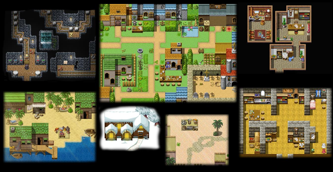 rpg maker vx ace how to add tilesets