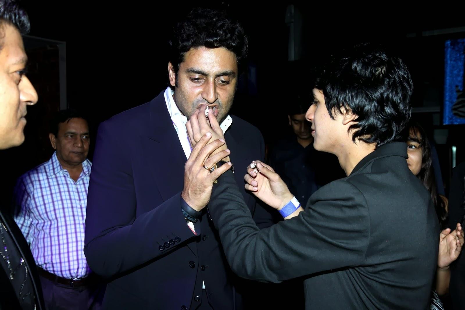 Abhishek Bachchan at Avitesh Shrivastava's 18th Birthday Photo Stills