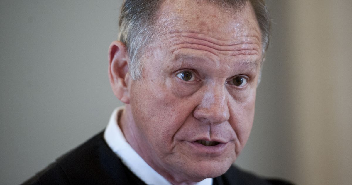 ROY MOORE MUST SOLDIER ON: NO RETREAT, NO SURRENDER!