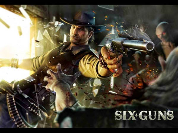 Six Guns 2.5.0 MOD ( Unlimited Money ) Full Apk + Data