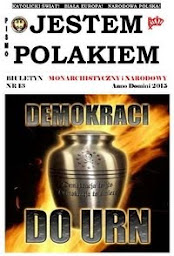 PISMO JESTEM POLAKIEM