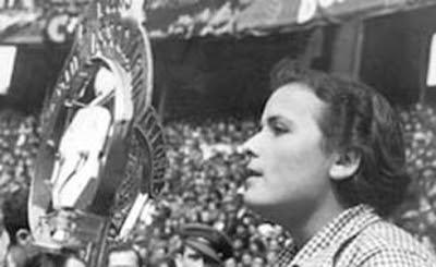 Teresa Pàmies - Plaça Monumental de Barcelona - 1939