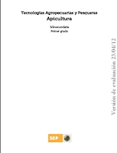 TEC. APICULTURA