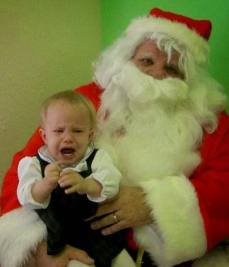 Piores Papais Noel