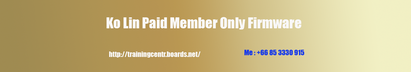 Paid Member Only