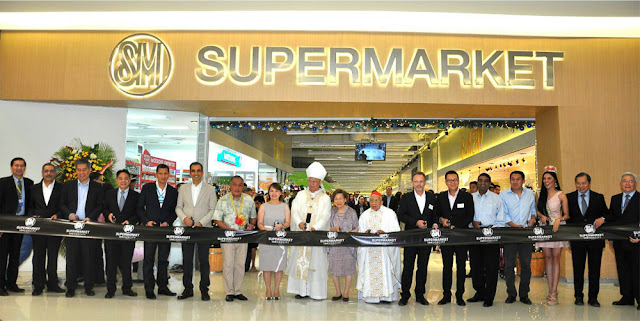 SM Seaside City Cebu Supermarket Launch