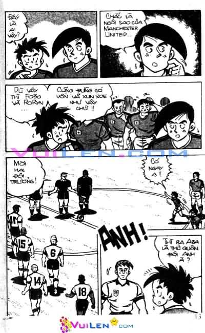 Jindodinho - Đường Dẫn Đến Khung Thành III Tập 32 page 13 Congtruyen24h